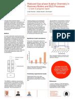 P.3 - Pommer - Reduced Sulphur Chemistry