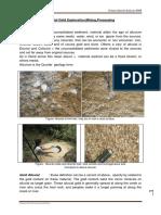 Alluvial Gold Exploration
