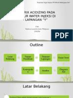 MATRIX ACIDIZING PADA SUMUR WATER INJEKSI DI LAPANGAN.pptx