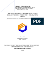 Laporan Kerja Praktik di PT Indonesia Power Labuan
