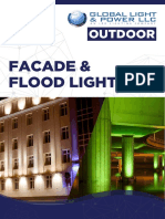 Facade Flood Lights 2016