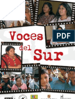 Voces del Sur (Ensenyants Solidaris - Nuria Abad, 2009)