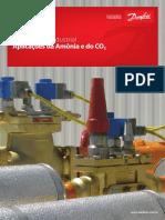 Aplicações da Amônia e do CO2 na Refrigeração Industrial