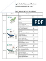 Dental Equipment Instruments Supplies Foshan Hongke1 1