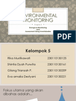 Kelompok 5_Environmental Monitoring_Chapter 5