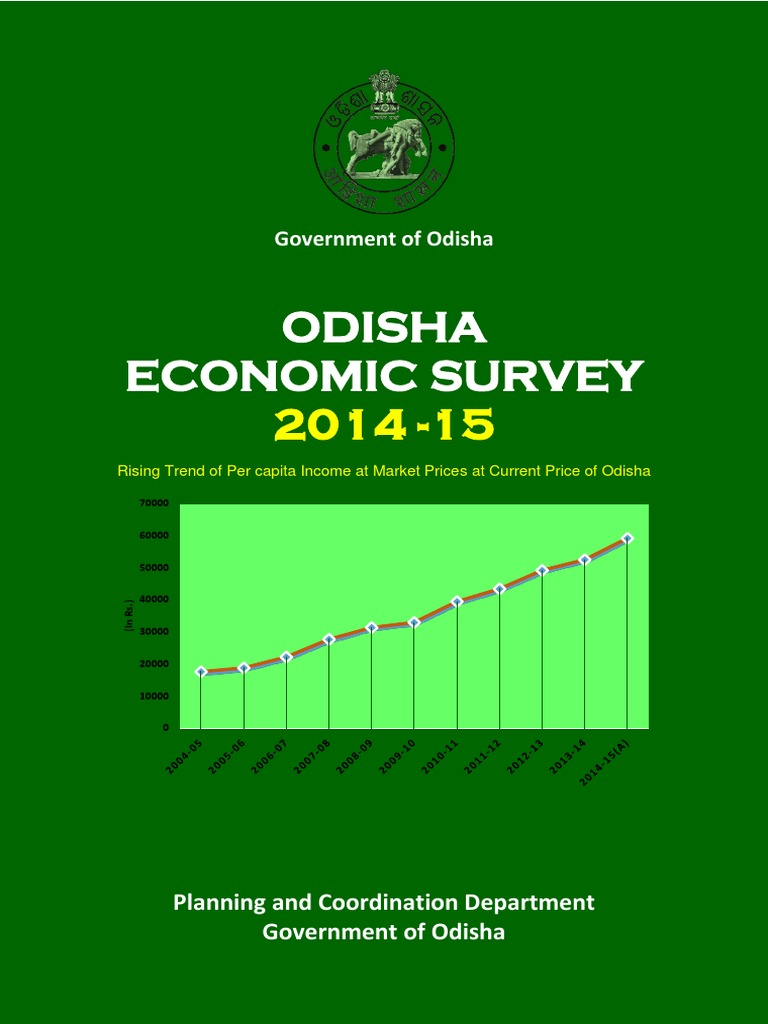 Economic_Survey_2014-15 pdf   Gross Domestic Product   Agriculture
