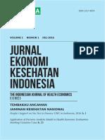 Jurnal EKI Vol 1 No 1