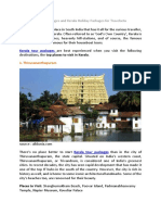 Best Kerala Tour Packages and Kerala Holiday Packages for Travelsetu