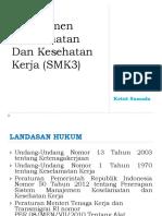 Ketut SMK3 Presentasi