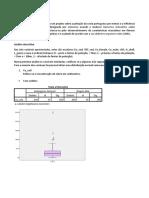 Trabalho Bioinformática - Milene Rato PG Patologia Molecular