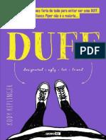 Duff - Kody Keplinger