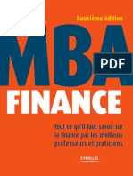 Mba Finance Partie