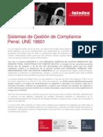 Presentacion Sistemas de Gestion de Compliance Penal Une 19601