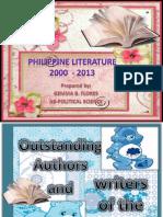 2000andupphilippineliterature-130922193709-phpapp02