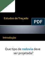Estudos de Traçado.pptx