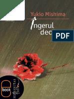 Yukio Mishima - Ingerul Decazut