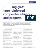 2013_Recycling Glass Fibre Reinforced Composites – History and Progress