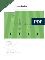 Circuit Training Coordinativo Con 4 Stazioni
