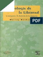 Bookchin, M. - La Ecología de La Libertad [1972] [Ed. Nossa y Jara, 1999]