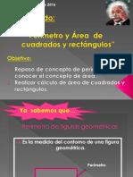 Área y Perimetro - Clase 1