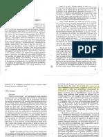 Georges Perec, Leer, Bosuqejo Sociofisiológico]