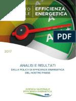 Rapporto Enea RAEE 2017