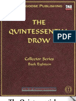 [d20] - Mongoose Publishing - The Quintessential Drow (Ocr)