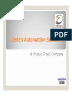 Zeden Automation Solutions