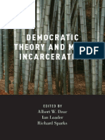 Albert W. Dzur, Ian Loader, Richard Sparks Democratic Theory and Mass Incarceration