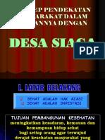 2a..Konsep Pendekatan Masyarakat Dg DESA SIAGA-eidt-5-2012