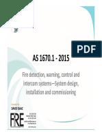 AS1670.1-2015 Seminar