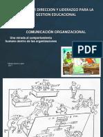 Clase Comunicacion Organizacional_concepcion