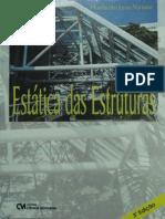 Estática Das Estruturas - Humberto Lima Soriano - 3ª Ed.