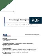 Coaching y Trabajo en Equipo Ricardo Torres v3