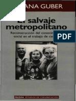 Guber Rosana - El Salvaje Metropolitano Cap 14
