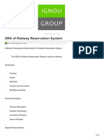 Mca.ignougroup.com-SRS of Railway Reservation System