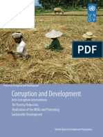 Corruption and Development Primer 2008