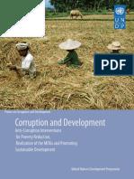 Corruption and Development Primer 2008