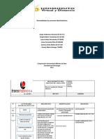 Semana 13, Generalidades de Procesos Administrativos ...