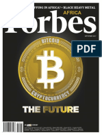 Forbes Africa September 2017