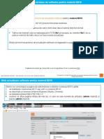 Actualizare Versiune de Software Pentru Routerul B310