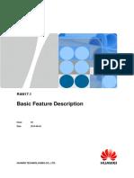 RAN17.1 Basic Feature Description