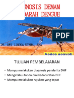 3. Dr. I Made Gede Dwi Lingga Utama, Sp.a - DIAGNOSIS DBD