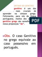 Grego iii a sintaxe do caso geniivo agosto de 2017.pptx