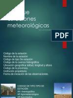 1. Enfoque Estaciones Meteorológicas