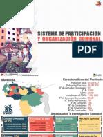 Sistema de Participación y Organización Comunal y Social v.3