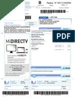 257354960 (1)Factura Directv