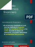 El Estudio Económico Financiero [Autoguardado]
