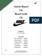 Brand Audit Grp 2 Nike
