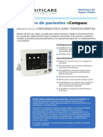 Brochure Criticare NCompass 8100H _ES